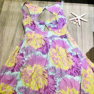 Nanette Lepore Sundress Beach Coverup Dress